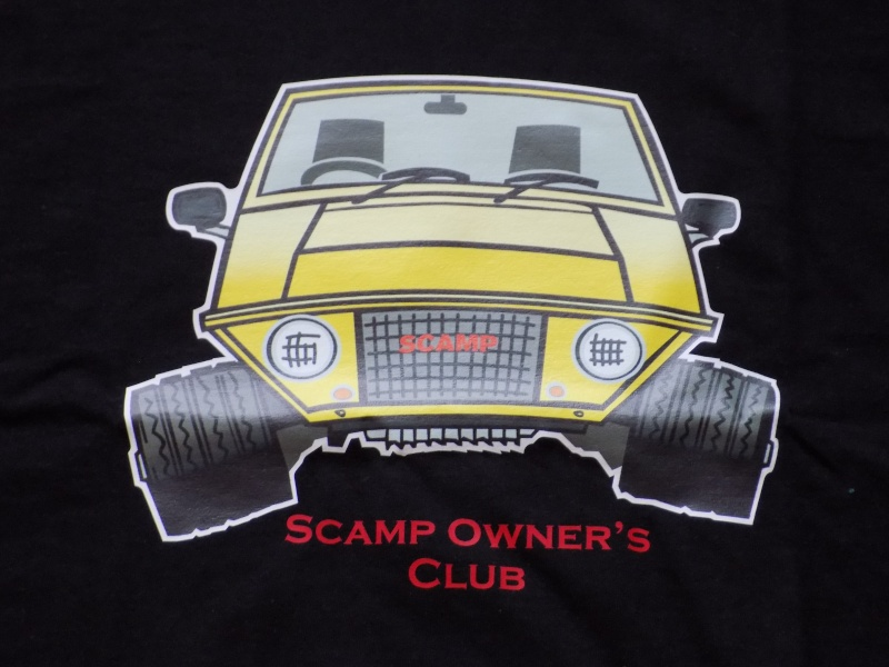 Scamp Owner's Club T Shirts Scamp_16