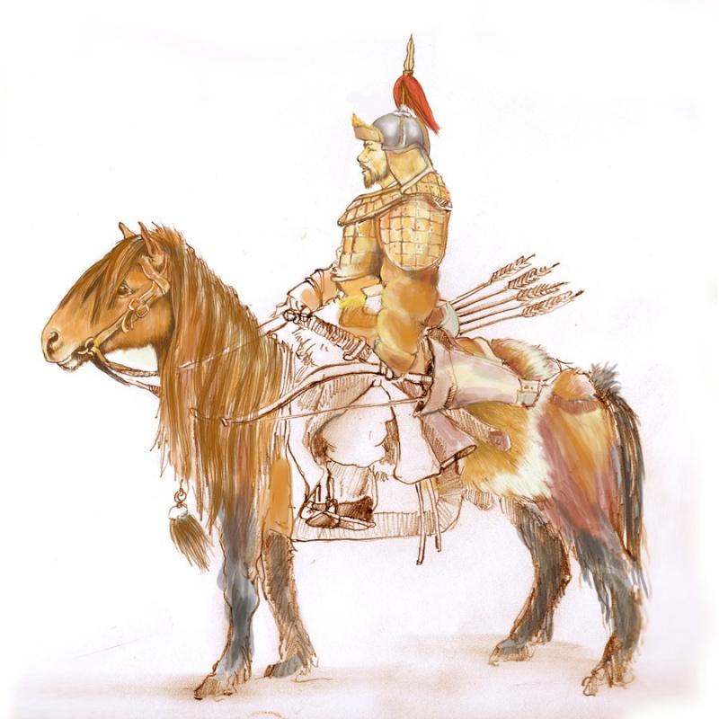 Le peuple Variag Mongol11