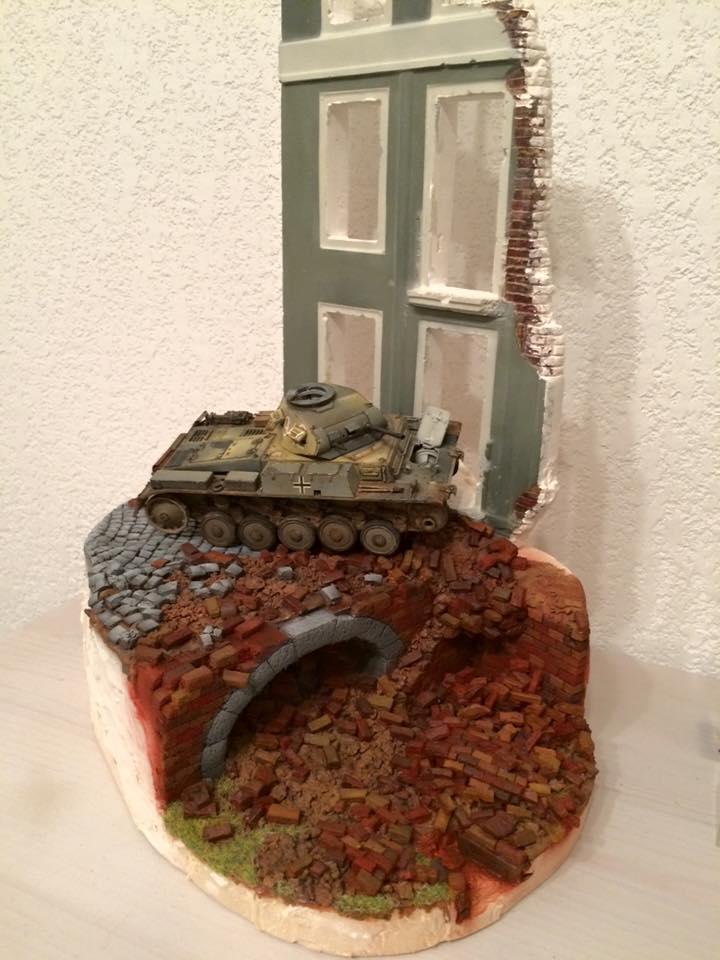 panzer - [Pedrolemac] Stalingrad - le tombeau de la Wehrmacht - panzer II  - Page 5 12247010