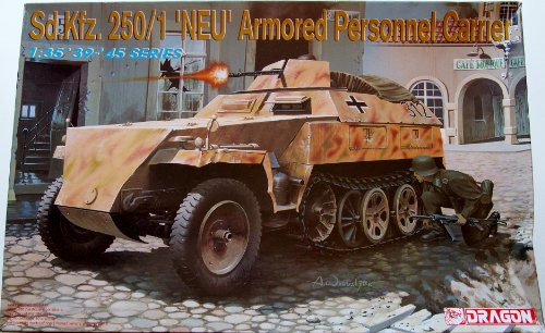 sdkfz - [Pedrolemac] - Sdkfz 250/1 - nouvelle scénette  51xs7b10