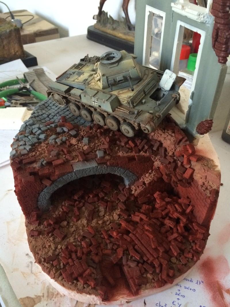 panzer - [Pedrolemac] Stalingrad - le tombeau de la Wehrmacht - panzer II  - Page 5 Img_3511
