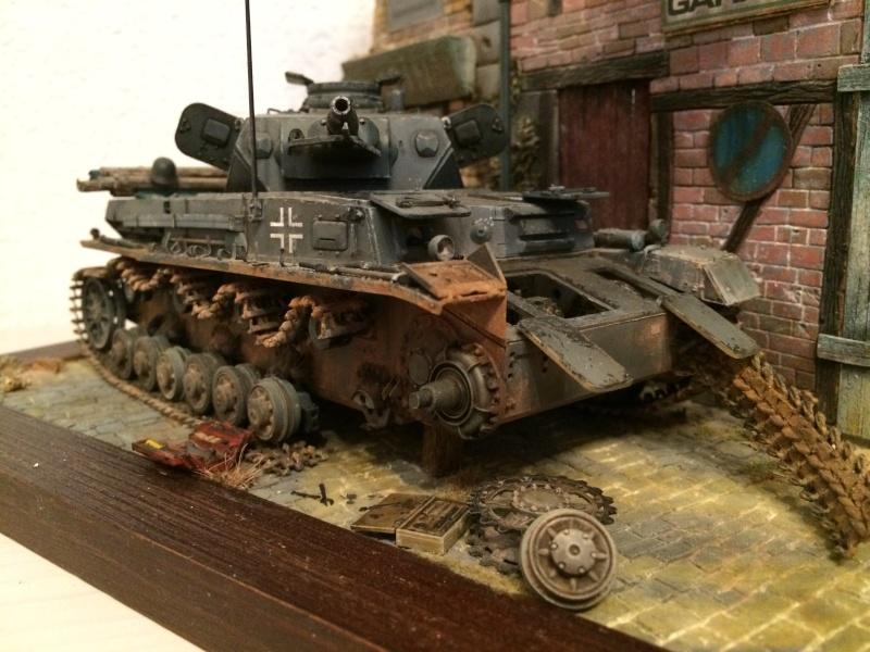 panzer - [Pedrolemac] Panzer IV ausf D - France 1940 - 1ère médaille ! Les dernières photos ! - Page 10 Img_3532