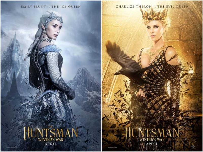 Le Chasseur et la Reine des Glaces Huntst10