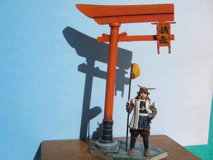 guerrier nippon sous un tori Img_0137
