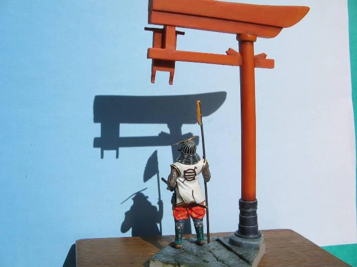 guerrier nippon sous un tori Img_0138