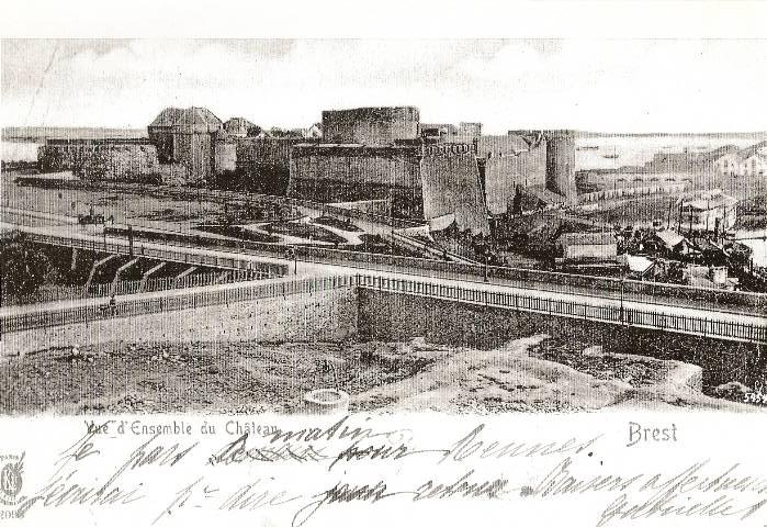 [Ports] LE VIEUX BREST - Page 9 Numari14