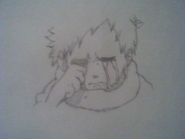 my art work Gaara10