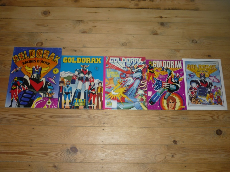 Ma collection Goldorak Grands10
