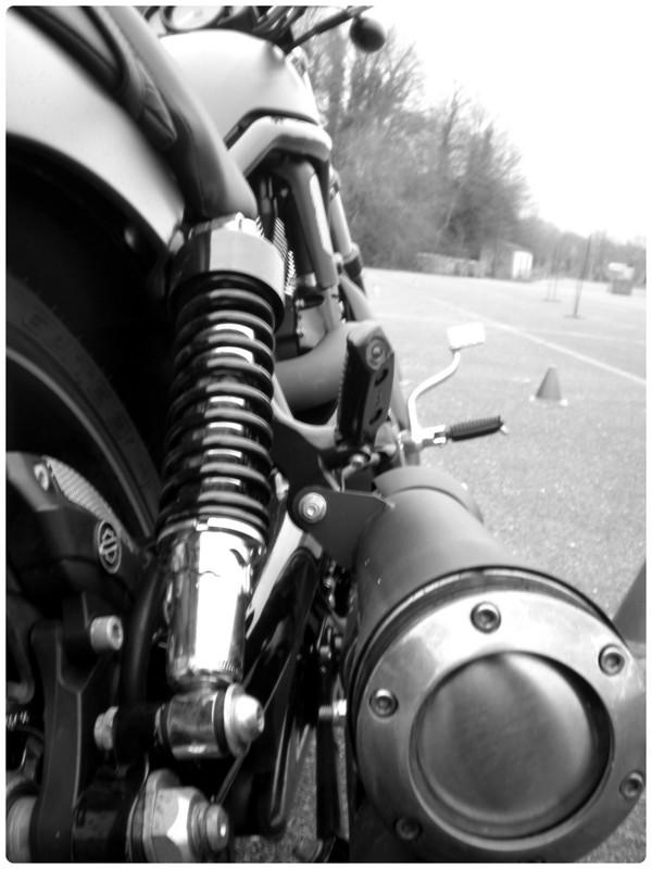 Passion : Moto Nrs610