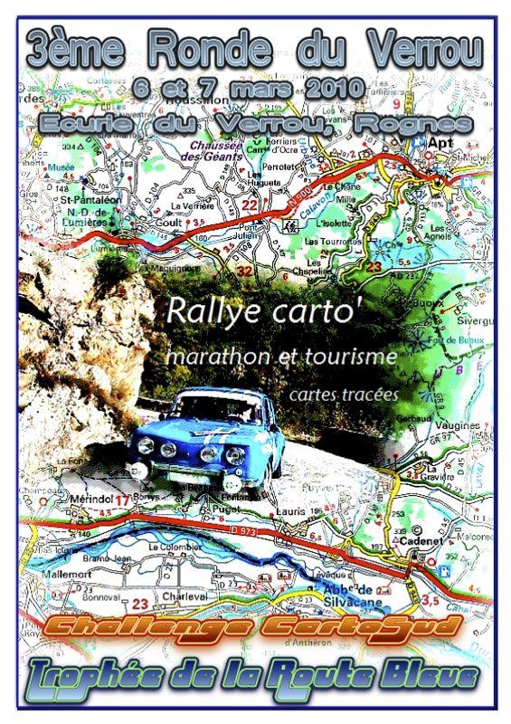 Trophée de la Route Bleue 2010 Affich11