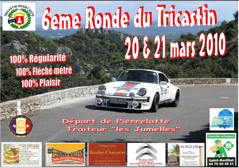 Trophée de la Route Bleue 2010 Affich12