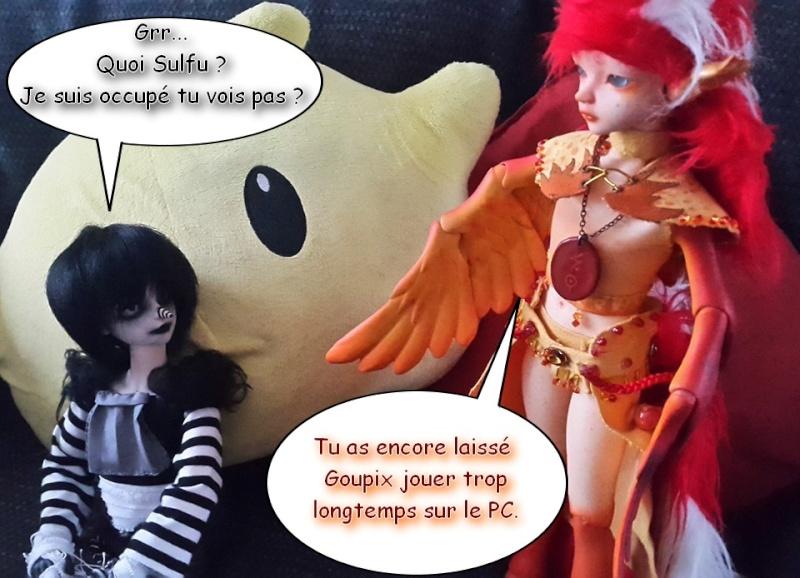 [Popidoll Fox] Goupix et Goupixia le duo de renard geek - Page 2 0210