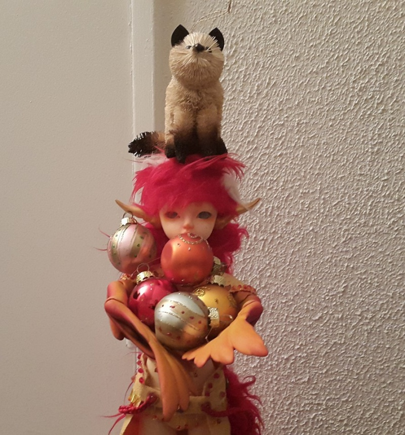 [Popidoll Fox] Goupix et Goupixia le duo de renard geek - Page 2 0411