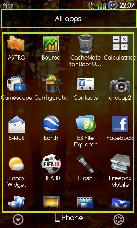 [AIDE] customiser la taskbar  Cap20111