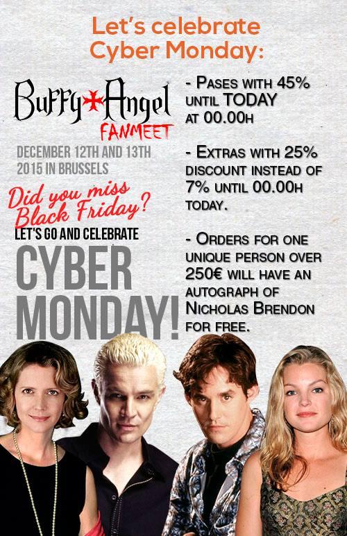 BuffyAngel Fanmeet [Fin janvier 2016 - Bruxelles] - Page 3 11226910