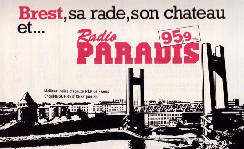 Radio Paradis [BREST] Radiop10