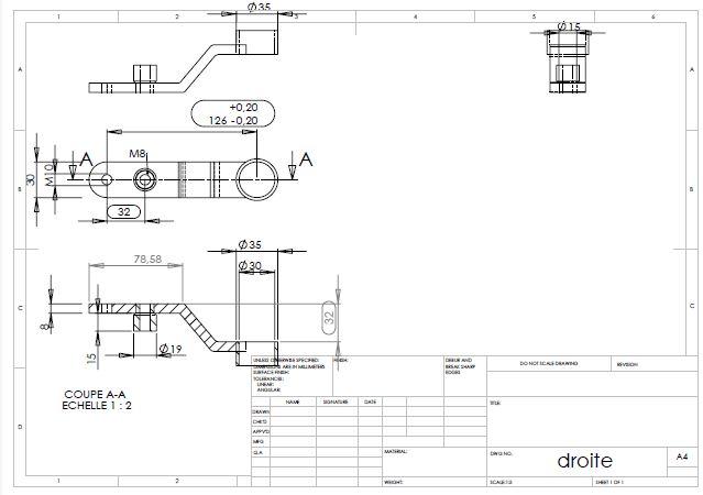 Montage de 4 pots de 900 sur une Z1000 - Page 5 Patte_10