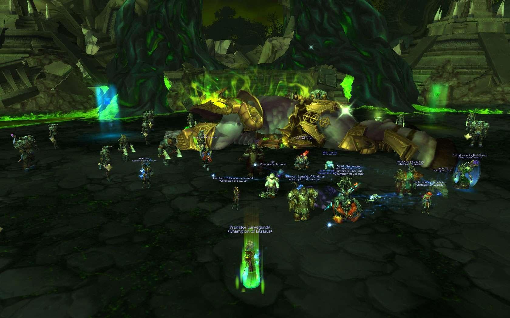 Lazarus Guild Forum - Portal Wowscr13