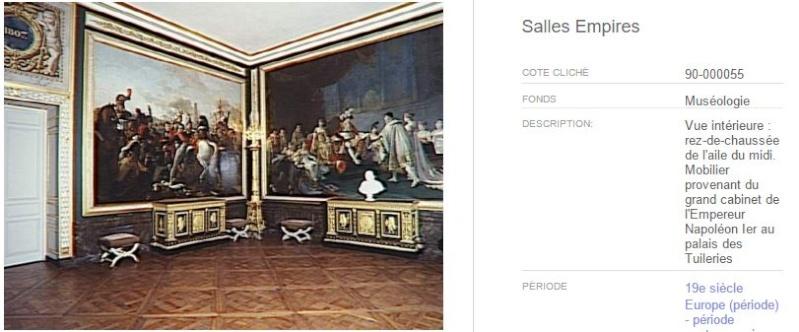 Arras : Napoléon, exposition «Versailles» en 2017-2018 5212