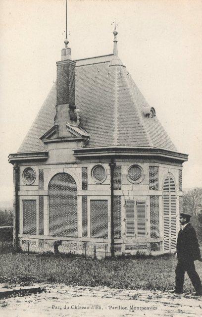 Secrets d'histoire à Eu. La Grande Mademoiselle (Fr.2 19/07) 6410