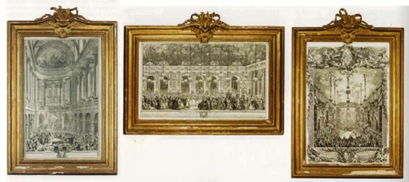 France 5 - Les trésors de Versailles Captur30