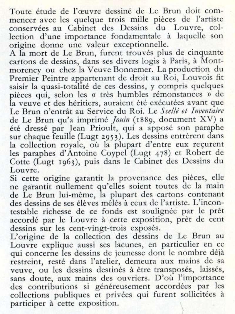 Expo Dessiner Versailles. Etudes et cartons de C. Le Brun Img01910