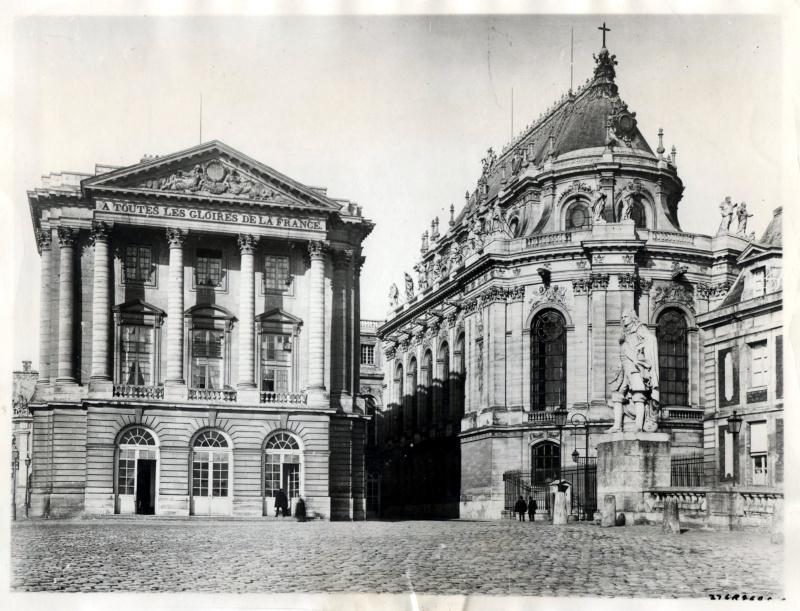 France Info Quand le château de Versailles tombait en ruine  Img02911
