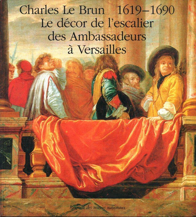 Expo Dessiner Versailles. Etudes et cartons de C. Le Brun Img50010