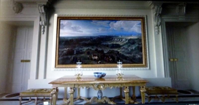 Marly, le château disparu du Roi Soleil (sur France3 IDF) P1060715