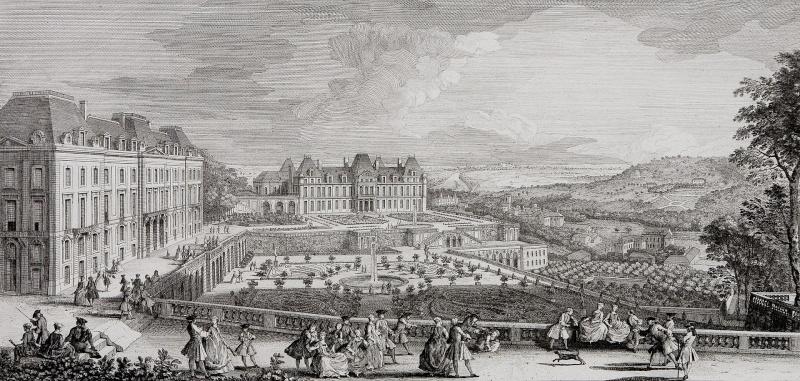 Le château de Meudon 10