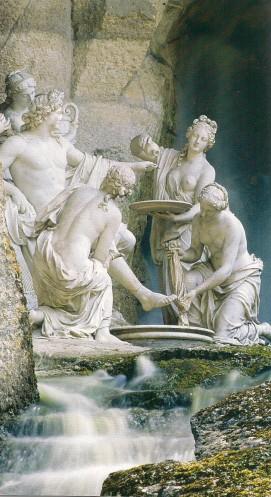 Versailles, Apollon servi par les Nymphes 11111110