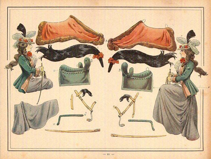 Marie-Antoinette et les courses hippiques 15071610