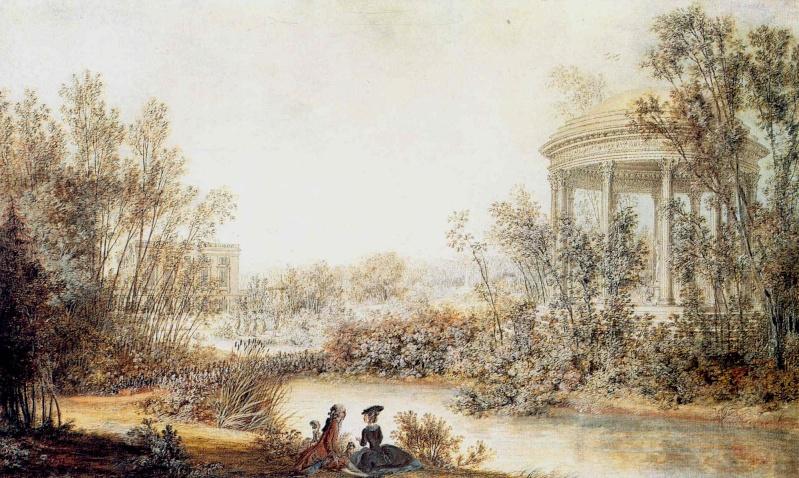 L'anglomanie à la Cour de France 177410