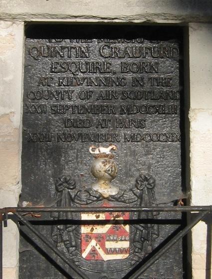 SULLIVAN - Anna-Eleanore ou Eléonore Sullivan, puis épouse Craufurd (ou Crawford), née Eleanora Franchi  - Page 2 30299311
