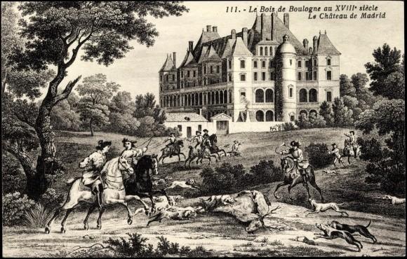 Le château de la Muette 38488510