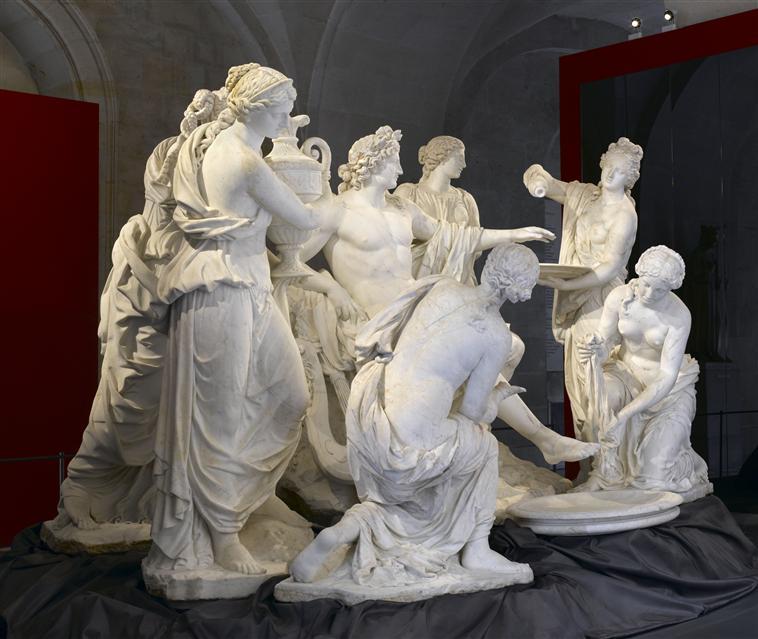 Versailles, Apollon servi par les Nymphes 43896110