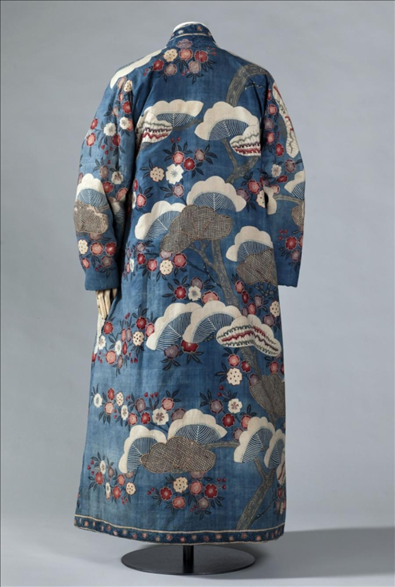 Manteau d'intérieur et robe de chambre pour les hommes au XVIIIe siècle 76364-10