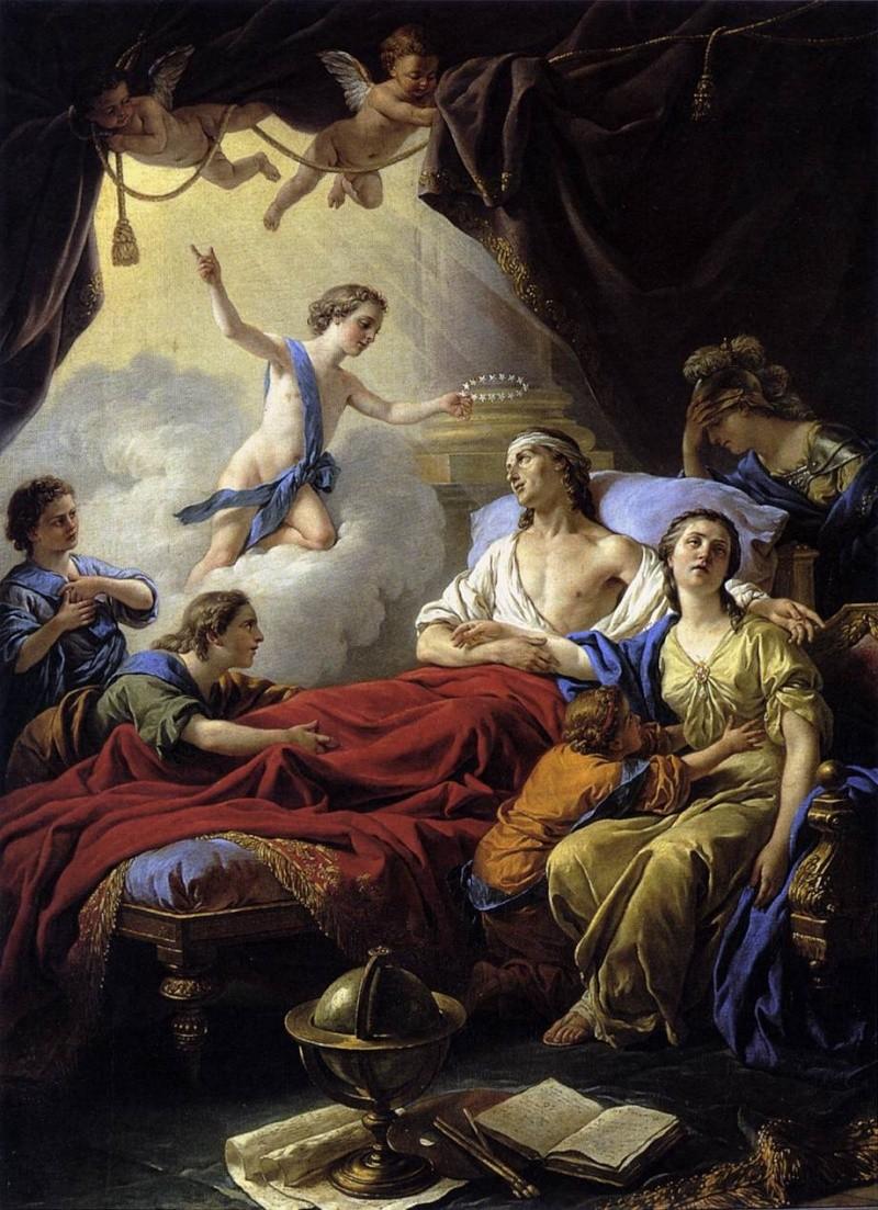 Expositions : Louis XV au château de Fontainebleau Allygo10