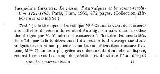 Le réseau du comte d'Antraigues et la Révolution Bec_0310