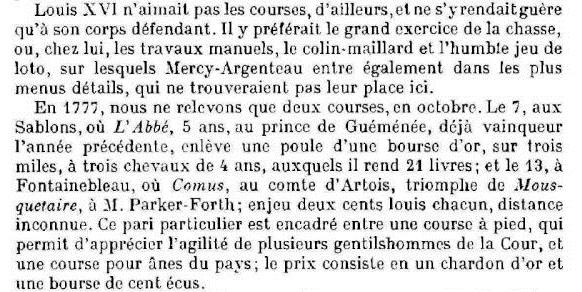 Marie-Antoinette et les courses hippiques Books110