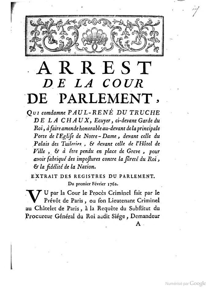 L'incroyable histoire de Truche de La Chaux Books12