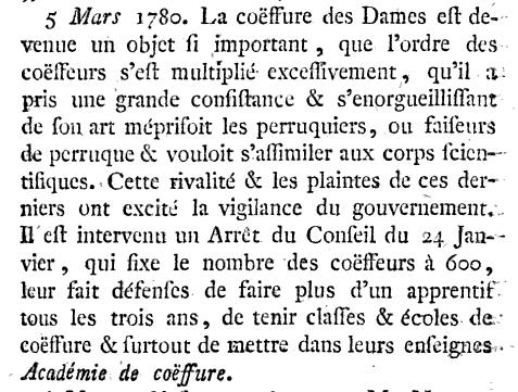 Le Tableau de Paris par Mercier (1782) Books20
