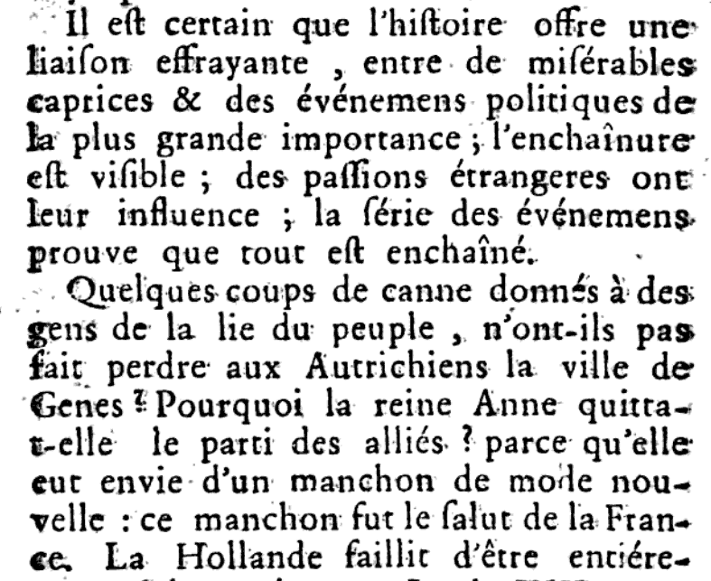 Galerie de portraits : Le manchon au XVIIIe siècle  Books33