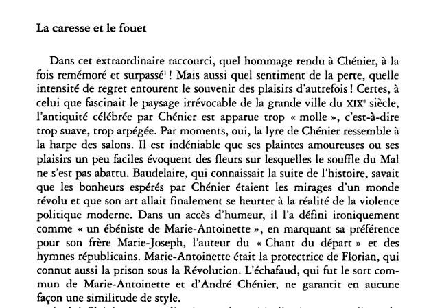 Marie-Antoinette, sous la plume de André Chénier Books_23
