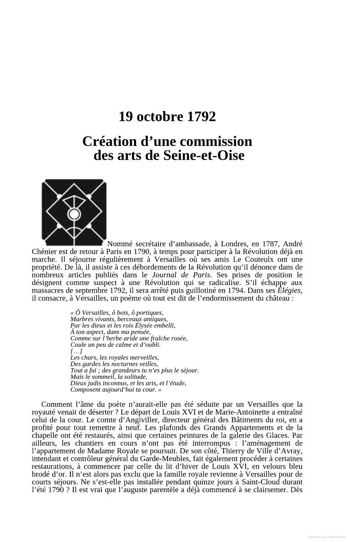 L'après Louis XVI et Marie-Antoinette, à Versailles Books_25