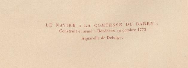 La Comtesse du Barry prend le large !  Bpt6k624