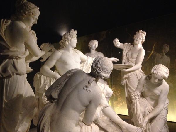 Versailles, Apollon servi par les Nymphes Bzc4z010
