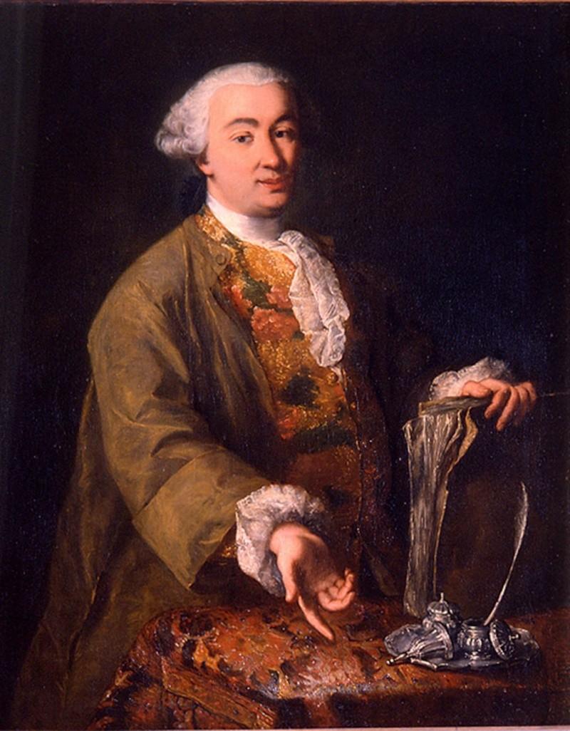 Carlo Goldoni et le mariage de Marie-Antoinette  Carlo-10