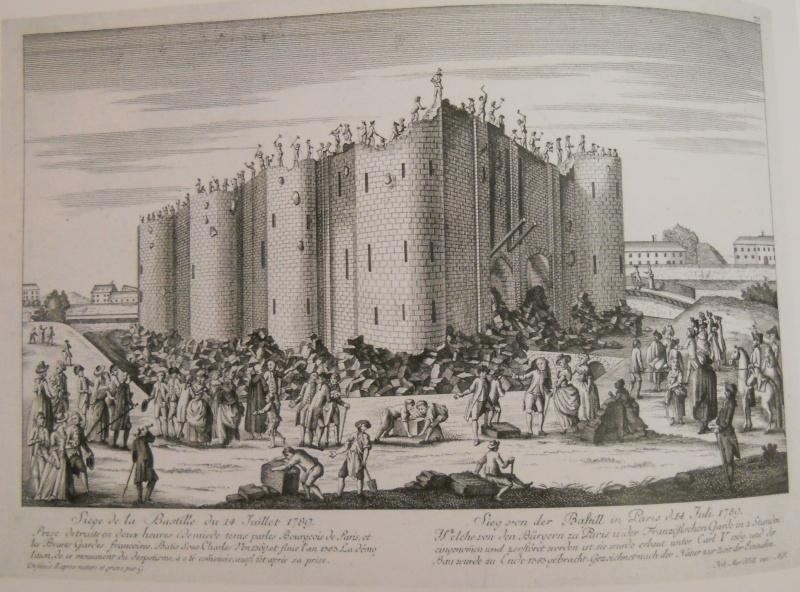 La prison forteresse de la Bastille et sa démolition - Page 3 Carnav10