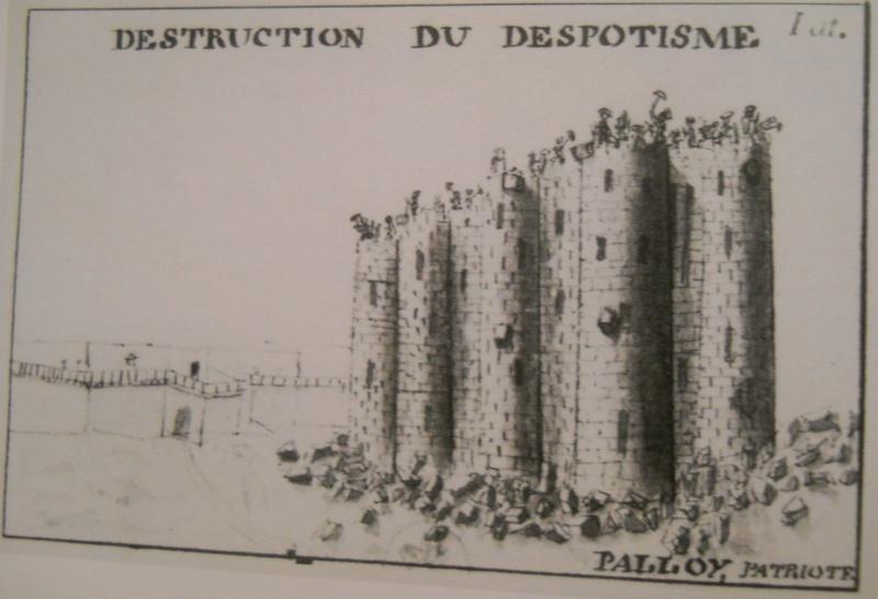La prison forteresse de la Bastille et sa démolition - Page 3 Carnav12